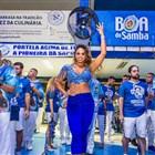 Ensaio-Show Portela Convida - Noite Azul e Rosa