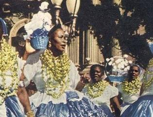 Portela na Lapa exalta Zé Ketti e desfiles marcantes na Avenida Rio Branco