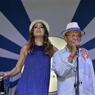 Roberta Sá será atração da Feijoada da Família Portelense de novembro