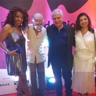 Portela arrebata público em pré-estreia de filme sobre Clara Nunes