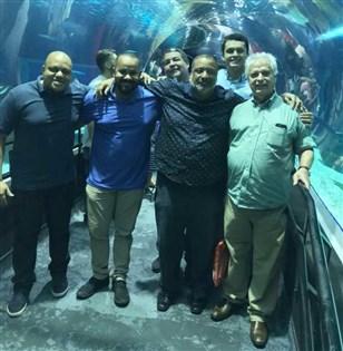 Portela fecha parceria com o AquaRio