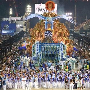 Portela é campeã do Carnaval 2017