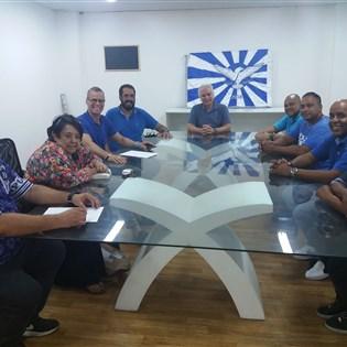 Carlinhos de Jesus já planeja comissão de frente de 2019