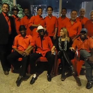 Grátis: Banda Copa 7 faz show na quadra da Portela nesta quinta-feira