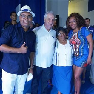 Feijoada da Família Portelense receberá cantor Dudu Nobre neste sábado