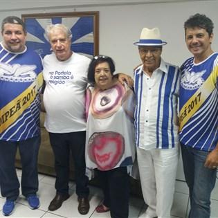 Portela contará na Sapucaí aventura de imigrantes em busca de liberdade e paz