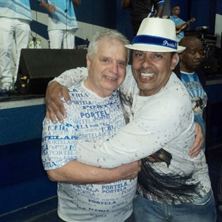 Missa de um ano de falecimento de Marcos Falcon será no dia 26, na Portela