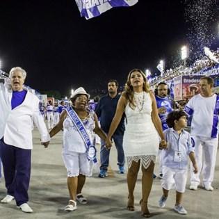 Presidente da Portela receberá Medalha Tiradentes