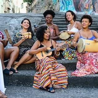 Evento na Portela exalta mulheres negras que fizeram história no samba