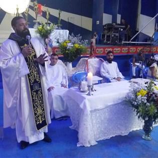 Portela celebra missa em ação de graças pelo Dia dos Pais nesta sexta-feira
